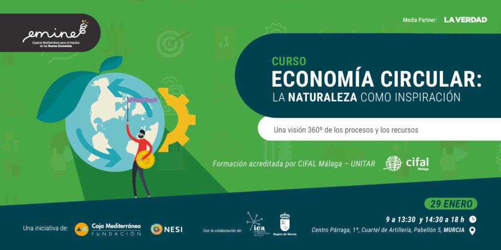 Curso sobre Economía Circular, con Emine