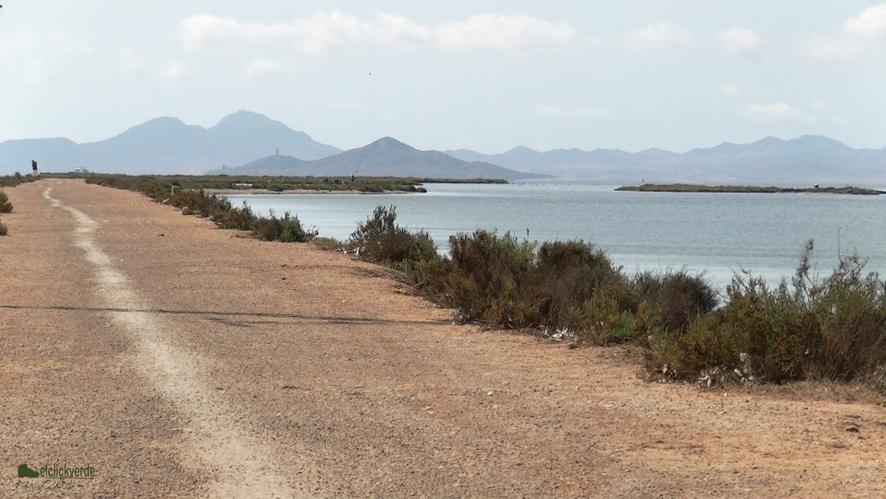 Vista de Las Encañizadas.