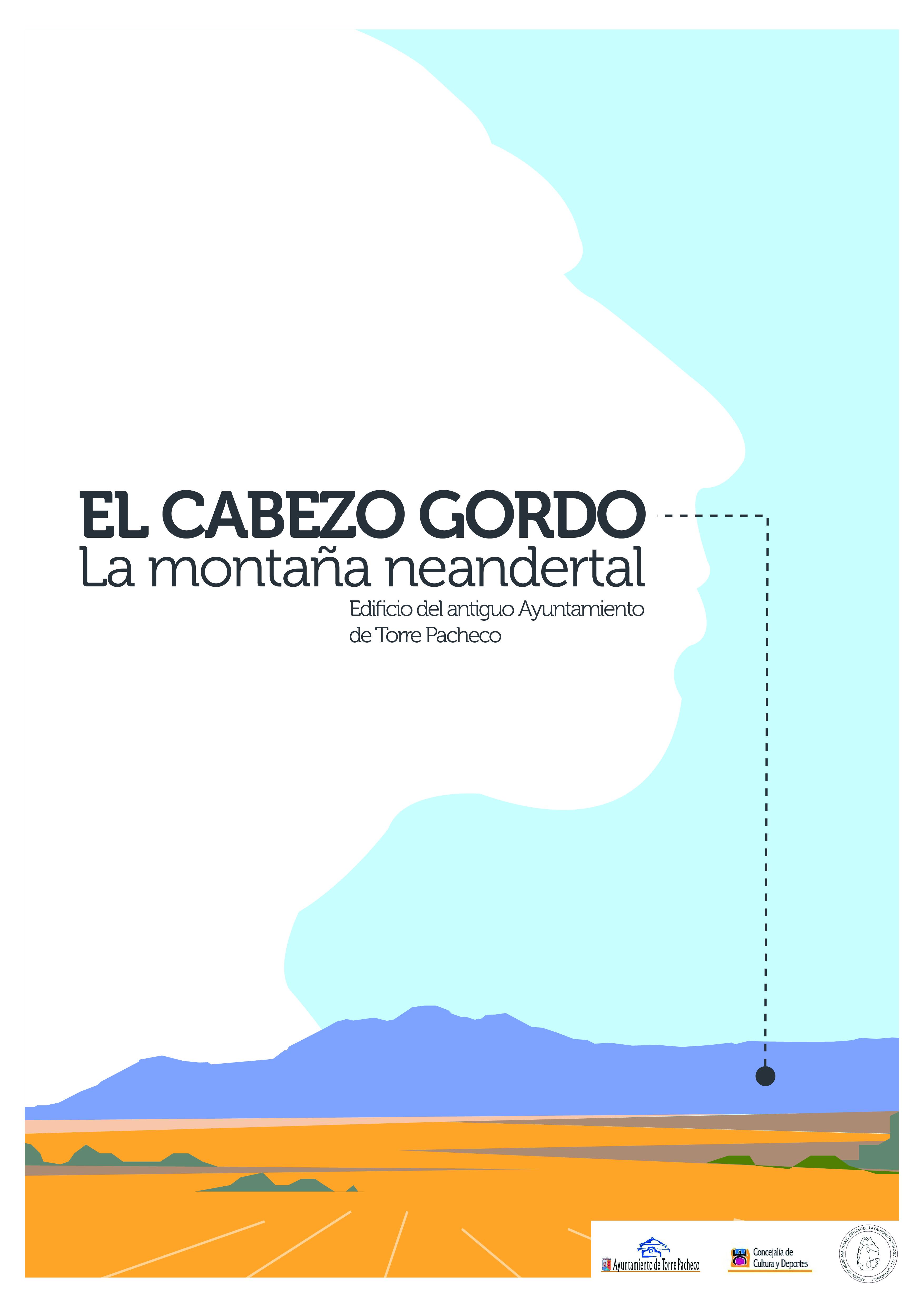 Expo sobre el Cabezo Gordo, con el Ayuntamiento de Torre-Pacheco