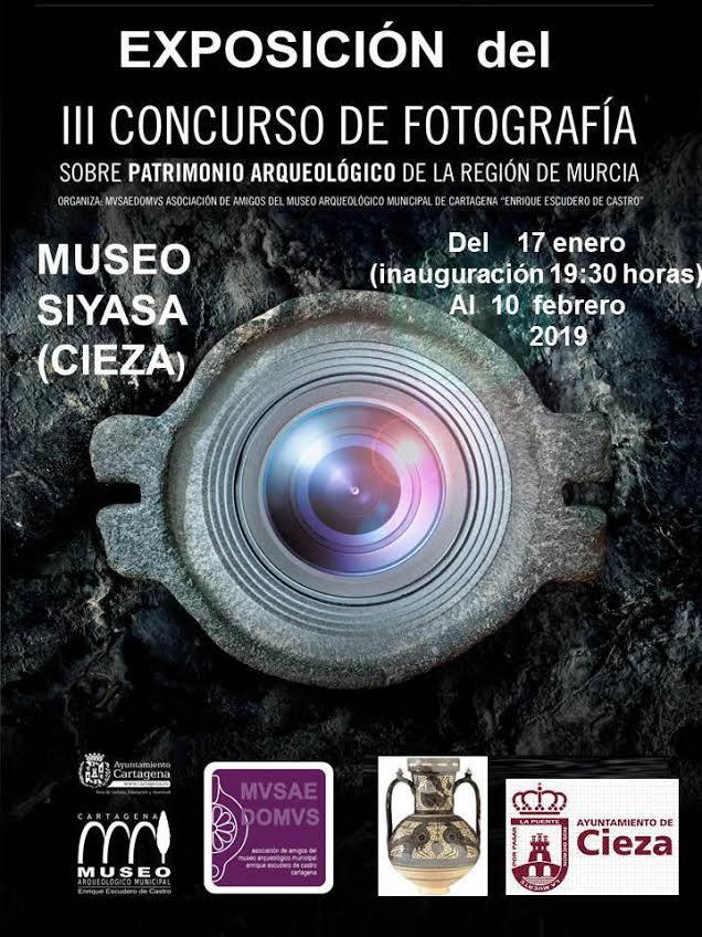 II Concurso Fotográfico Antonio Acosta Hernández, con MVSAE·DOMVS