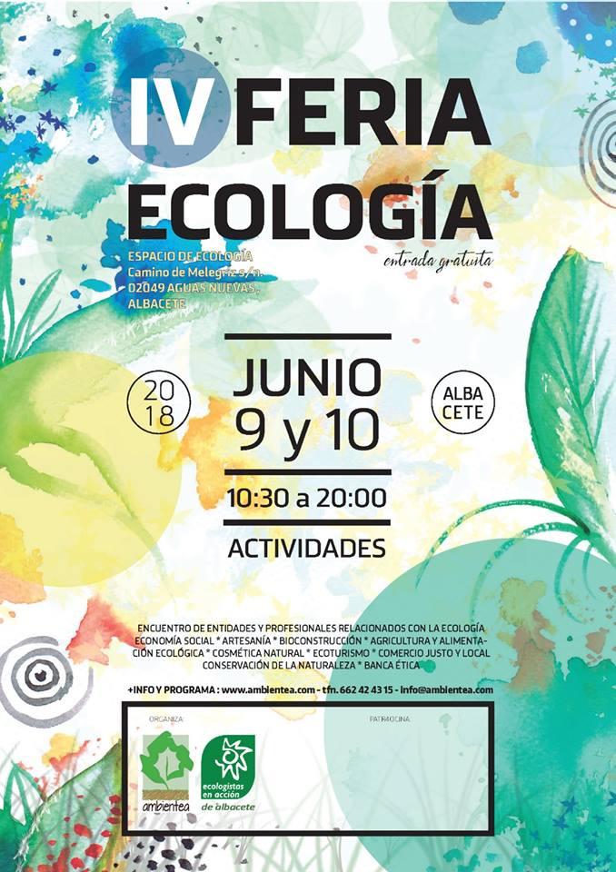 IV Feria de la Ecología de Albacete, con Ambientea