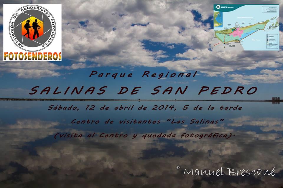 Quedada fotográfica San Pedro del Pinatar