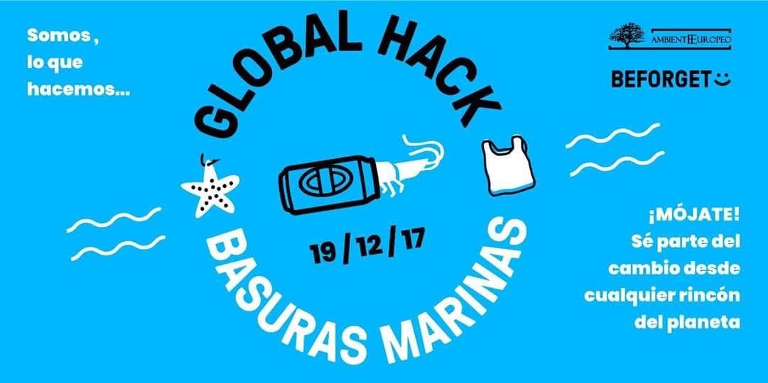 Global Hack Oceans. Seminario online, con Ambiente Europeo