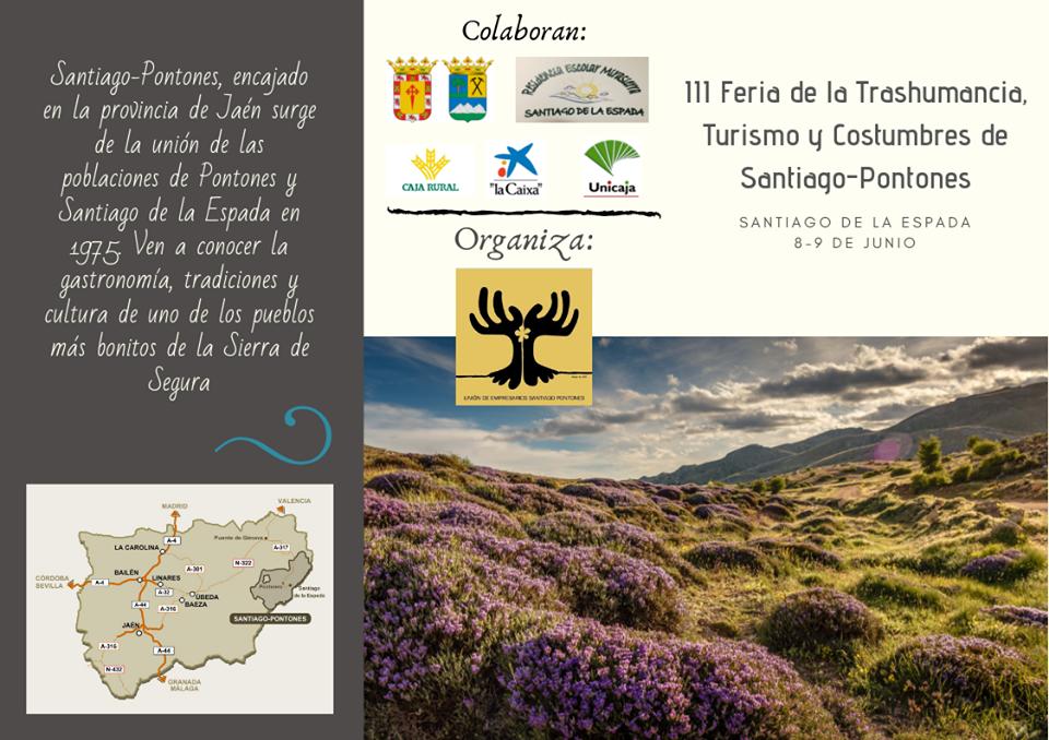 III Feria de la Trashumancia, Turismo y Costumbres de Santiago-Pontones