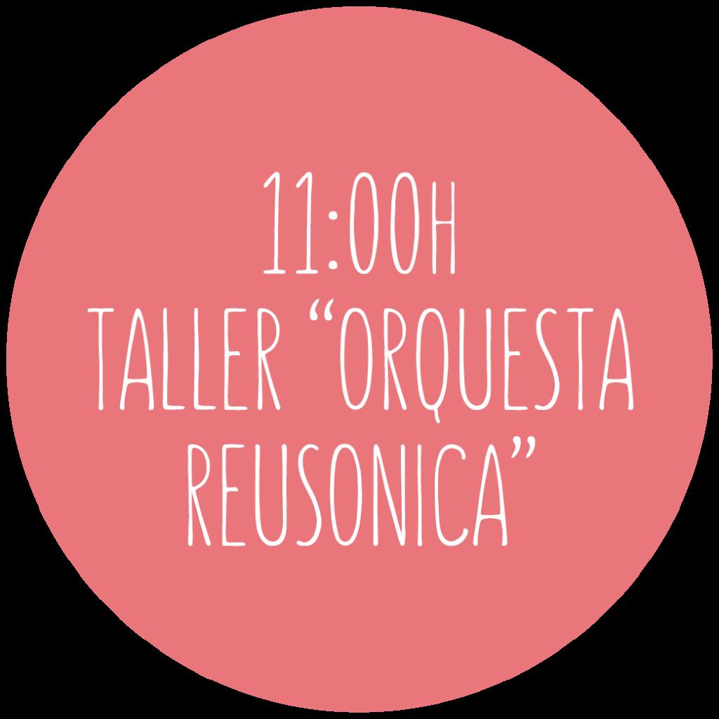 Taller on line para hacer instrumentos de reutilización, con Posidonia Green Festival