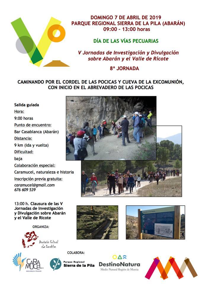 8º día de las V Jornadas de Investigación y Divulgación sobre Abarán y el Valle de Ricote
