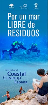 Jornada de voluntariado sobre basuras marinas, con la Asociación Calblanque