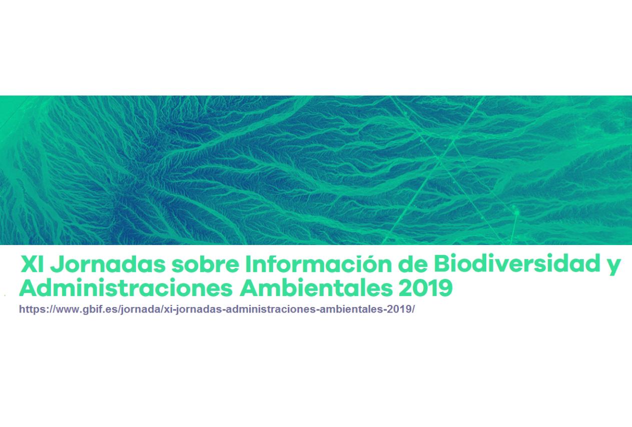 XI Jornadas sobre información de Biodiversidad y Administraciones Ambientales 2019, con GIBF