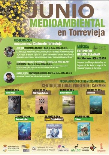 Junio Ambiental en Torrevieja