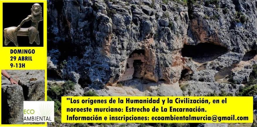 Visita guiada al Estrecho de la Encarnación, con EcoAmbiental