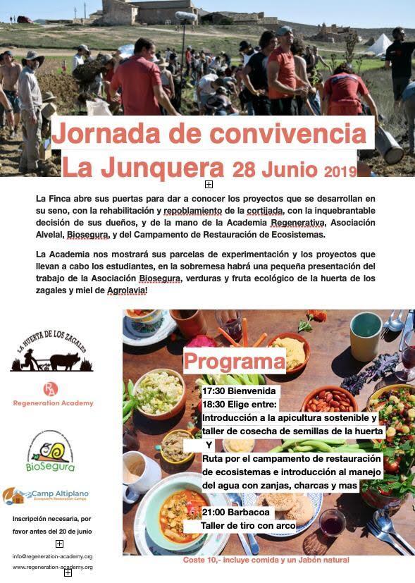 Jornada de convivencia en La Junquera