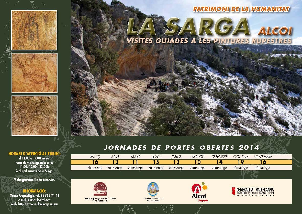 Visita guiada a La Sarga
