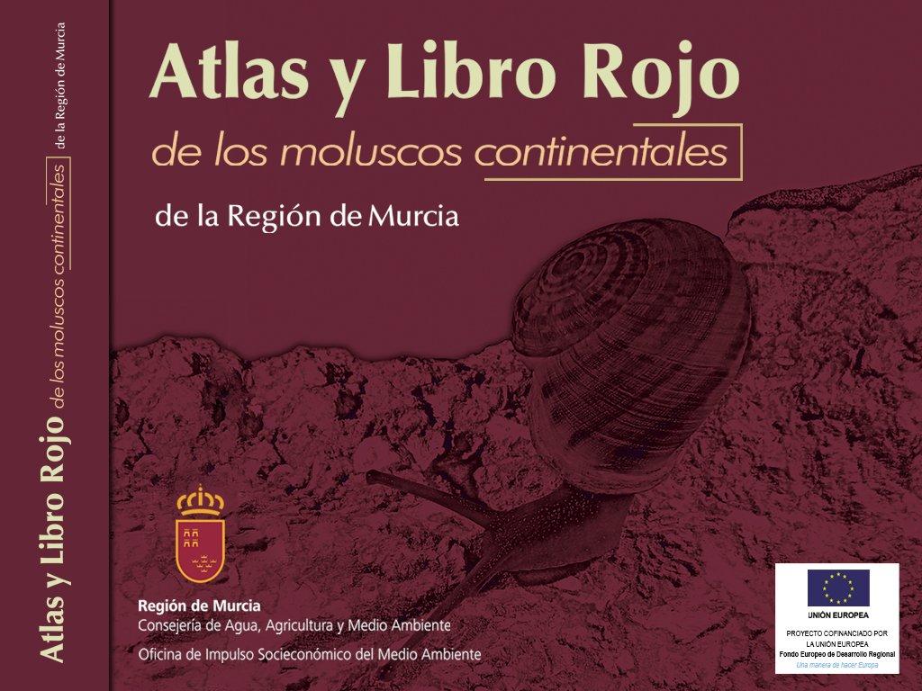 Presentación del 'Atlas y Libro Rojo de los Moluscos Continentales de la Región de Murcia'