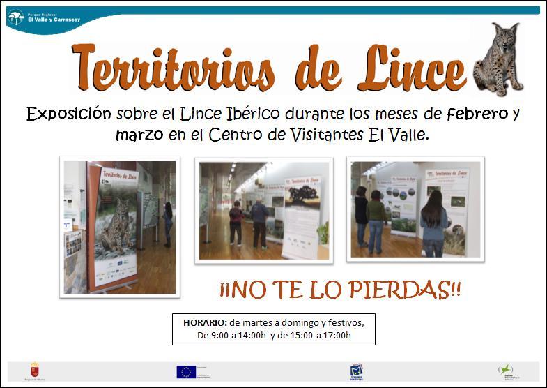 Exposición sobre el lince ibérico en El Valle