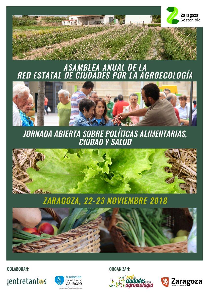 ll Jornada de la Red de Ciudades por la Agroecología