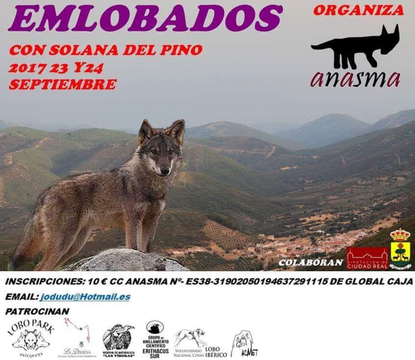 Jornada sobre el lobo 'Emlobados', con Anasma