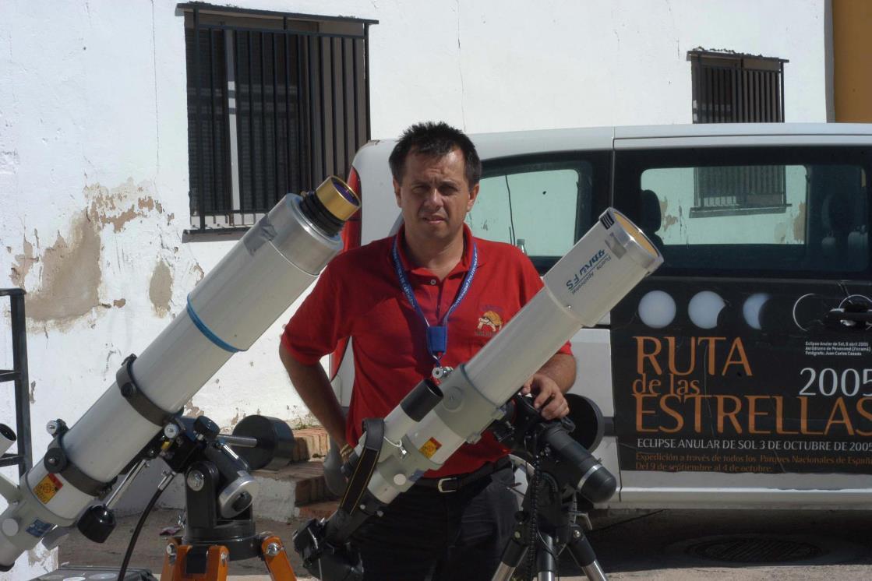 Los cielos desde la Región de Murcia, con la SGRM