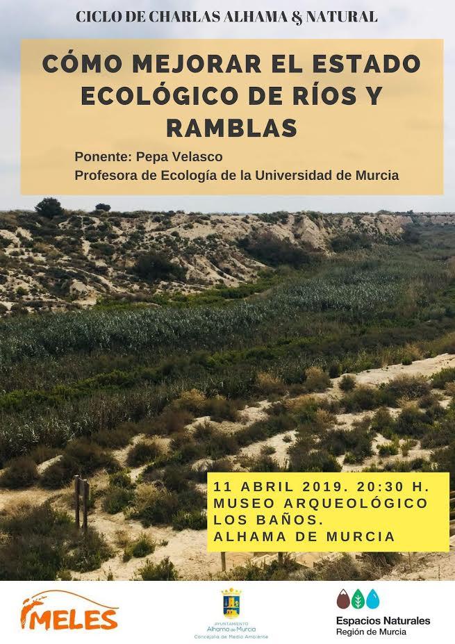 Cómo mejorar el estado ecológico de ríos y ramblas, con Meles
