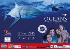 Expo sobre los océanos 'Oceans World Exhibition' en la Nueva Condomina
