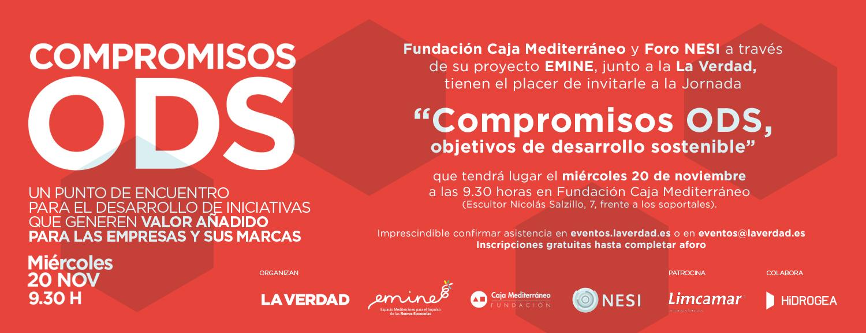 Charla sobre los Objetivos de Desarrollo Sostenible (ODS), con Emine