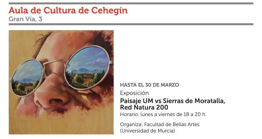 Expo sobre las Sierras de Moratalla, con la Fundación Cajamurcia