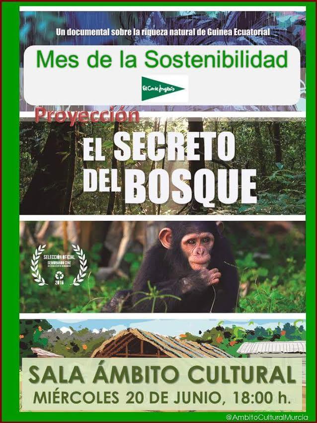 Película 'El bosque secreto', con El Corte Inglés