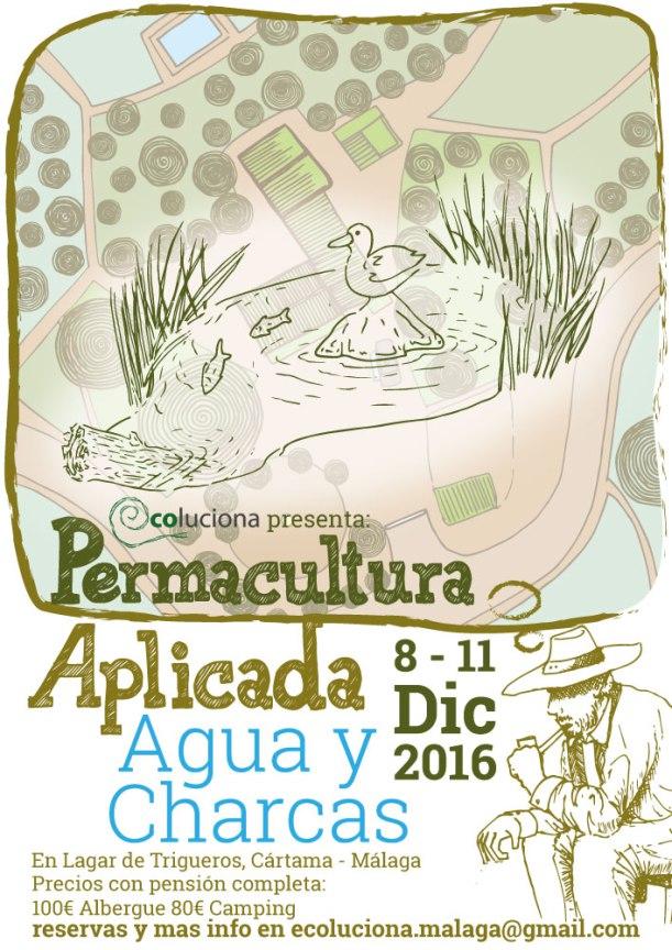 Curso de Permacultura Aplicada, con Ecoluciona.