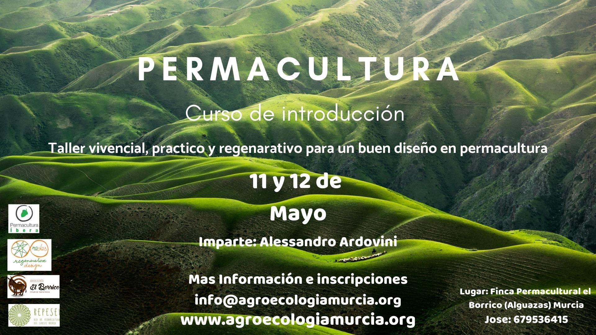 Introducción a la Permacultura, con El Borrico