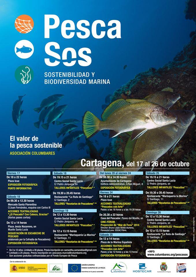 Sensibilización sobre la Pesa Sostenible con PesaSos