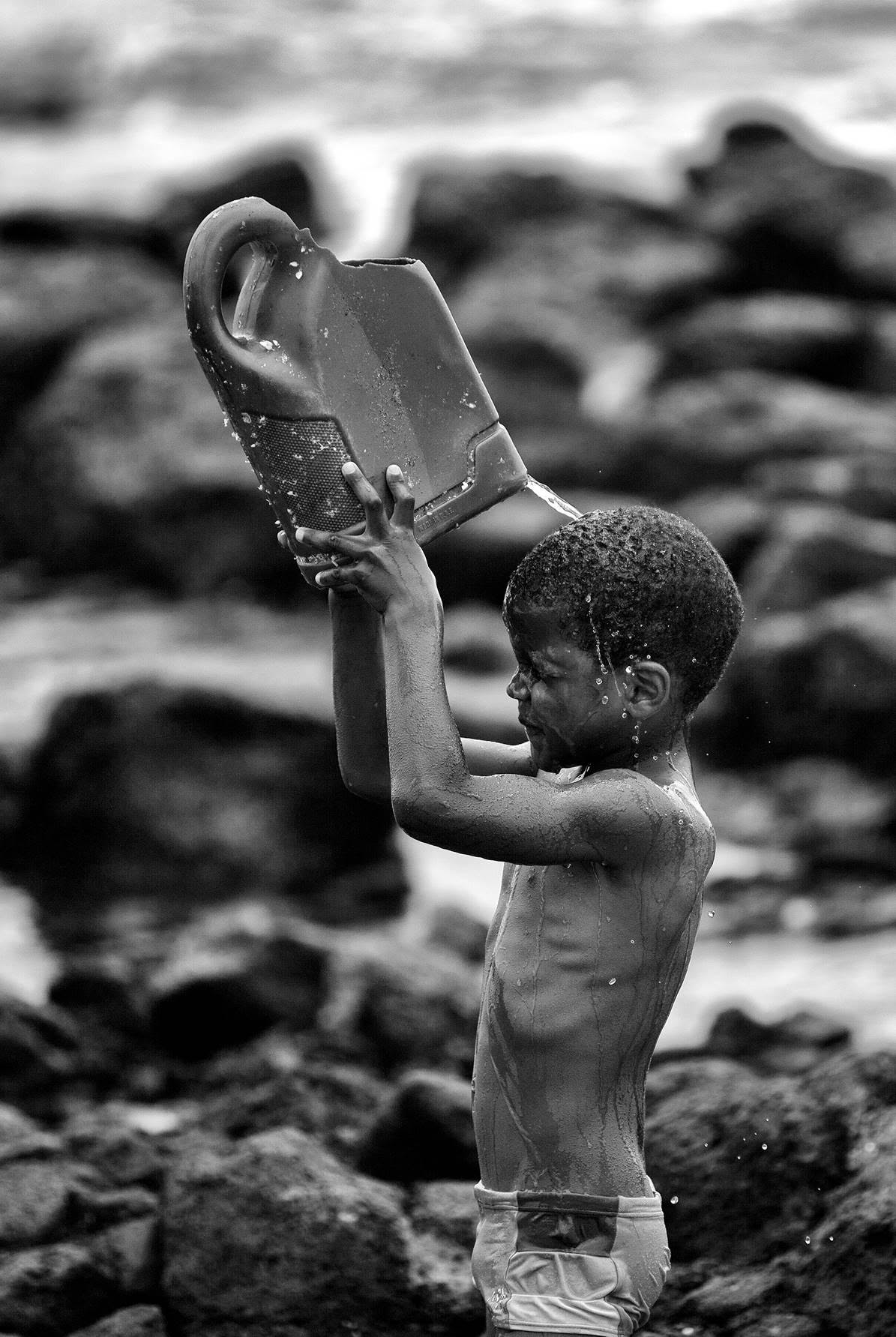 Fotografía ganadora de la edición del año pasado del premio fotográfico PhotoAquae