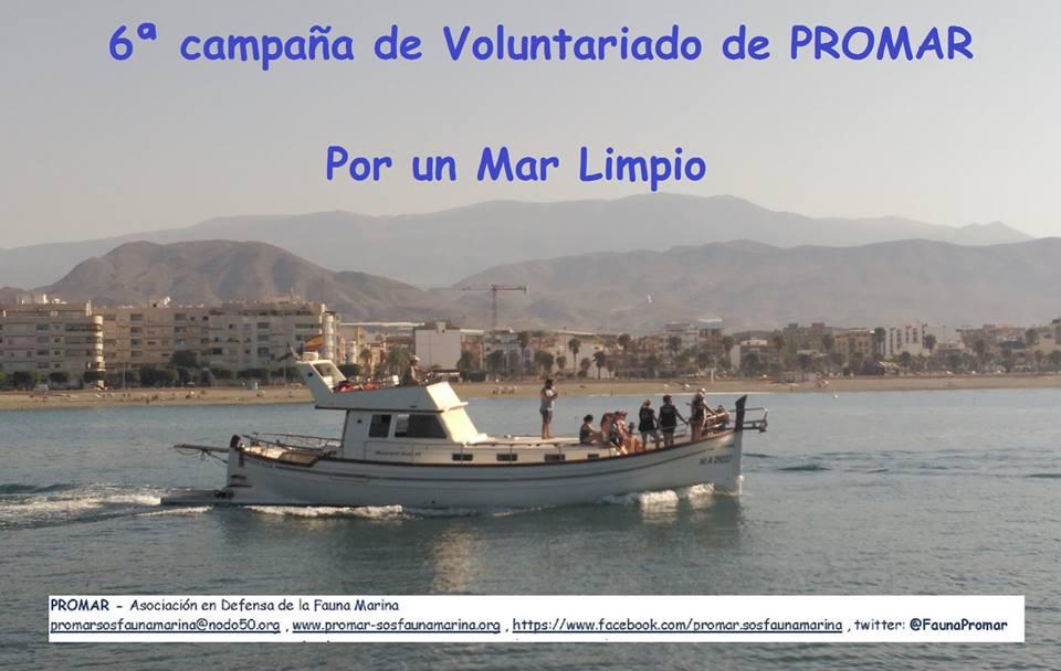 6ª Campaña de Voluntariado en Promar