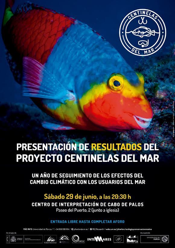 Presentación de los resultados del Proyecto Centinelas del Mar, con al Miteco