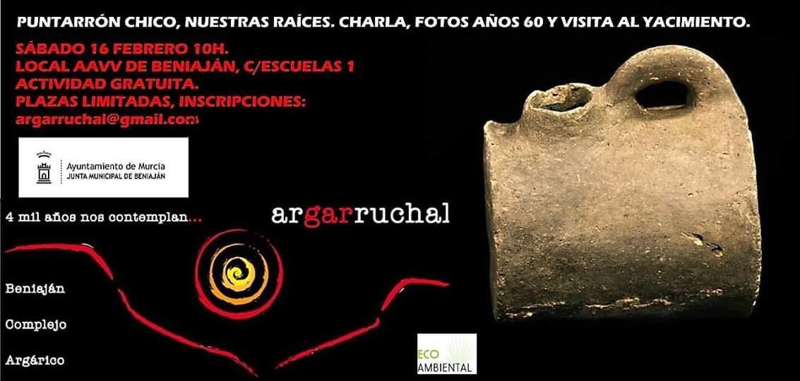 'Puntarrón Chico, nuestras raíces', con Argarruchal