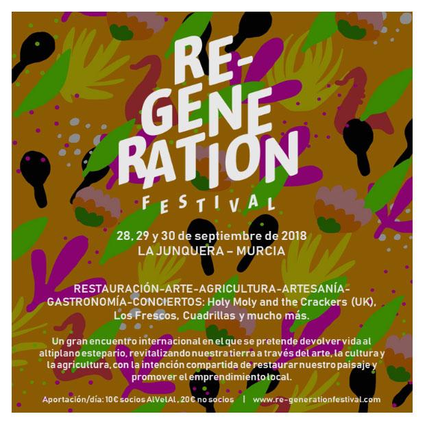 Re-Generation Festival, con AlVelAl