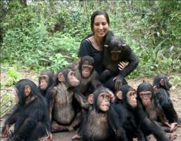 Charla sobre chimpancés del Instituto Jane Goodall, en La Casa Encendida