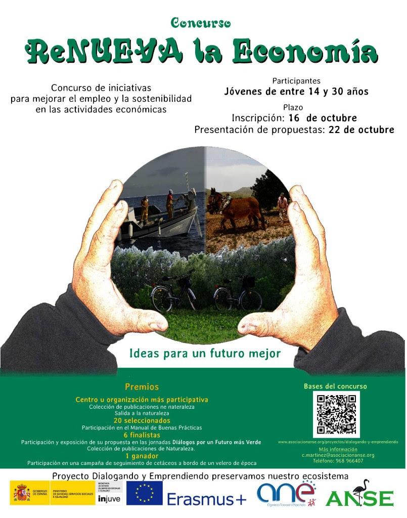 Concurso ReNUEVA la Economía, de ANSE