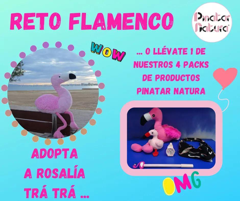 Premios del Reto Flamenco para retirar residuos del Mar Menor, con Pinatar Natura