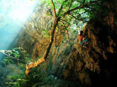 Ruta Albergue El Picarcho-Cueva de los Encantados