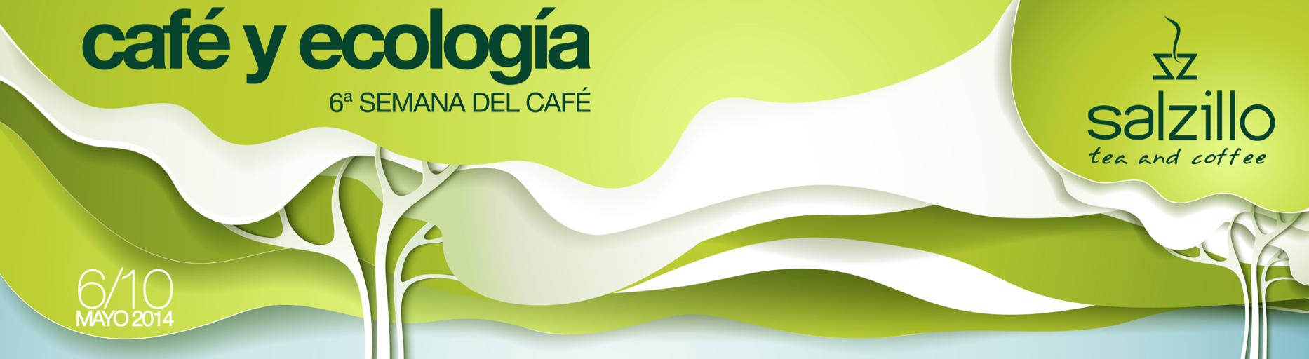 Café Salzillo, 6ª Semana de la Ecología