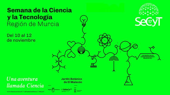 Semana de la Ciencia y la Tecnología 2017, con la CARM