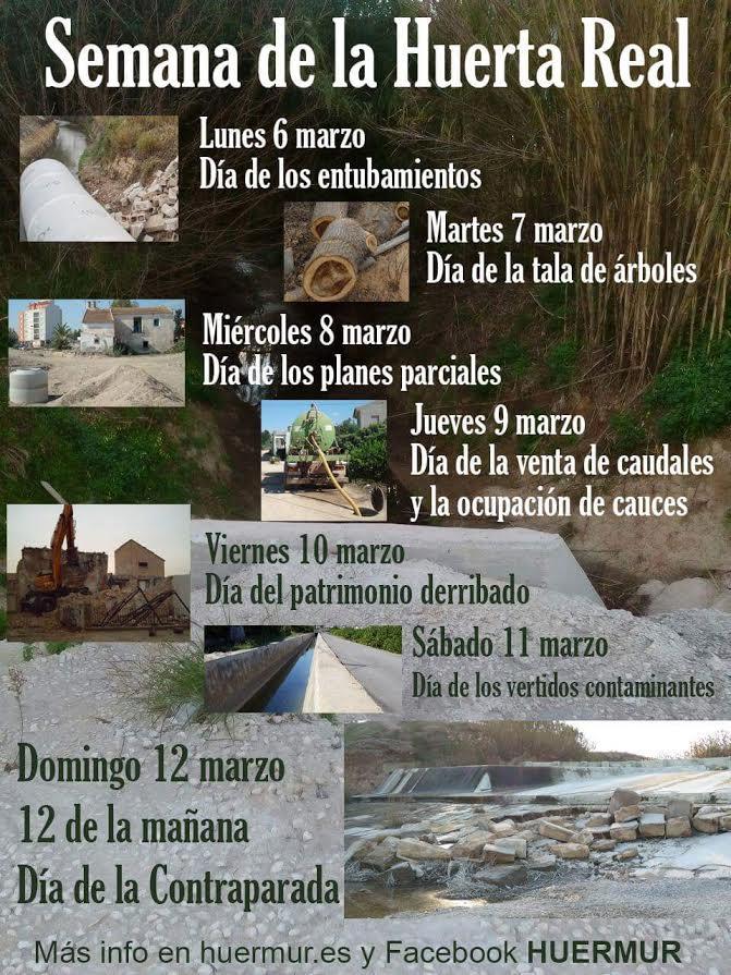 Semana de la Huerta Real, con Huermur