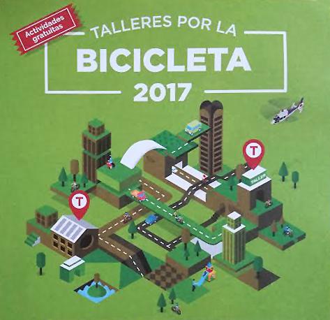 Talleres por la Bicicleta 2017, con el Ayto. de Murcia