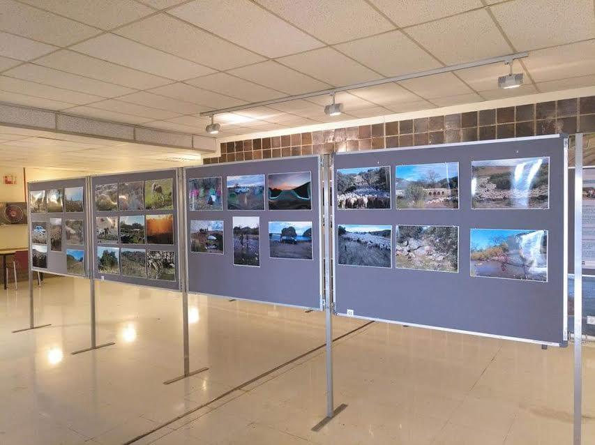 Expo de fotos 'La Vereda de los Pontoneros', con la UMU