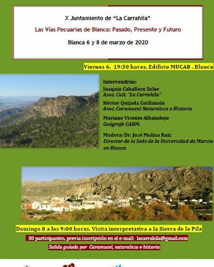 Ruta por la Sierra de La Pila, con La Carrahila