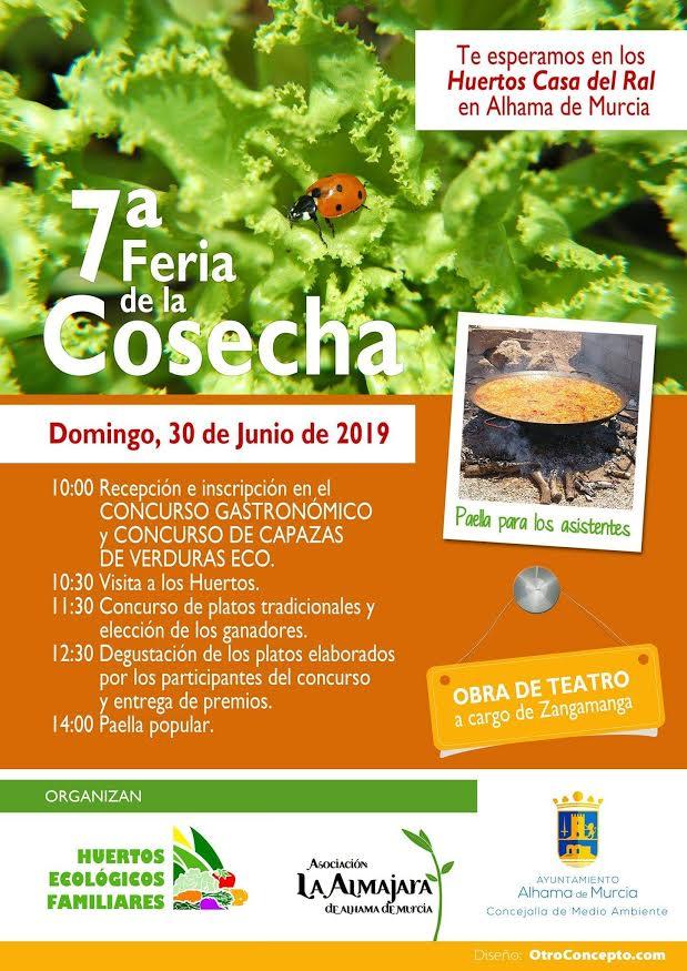 7ª Feria de la Cosecha de Alhama de Murcia