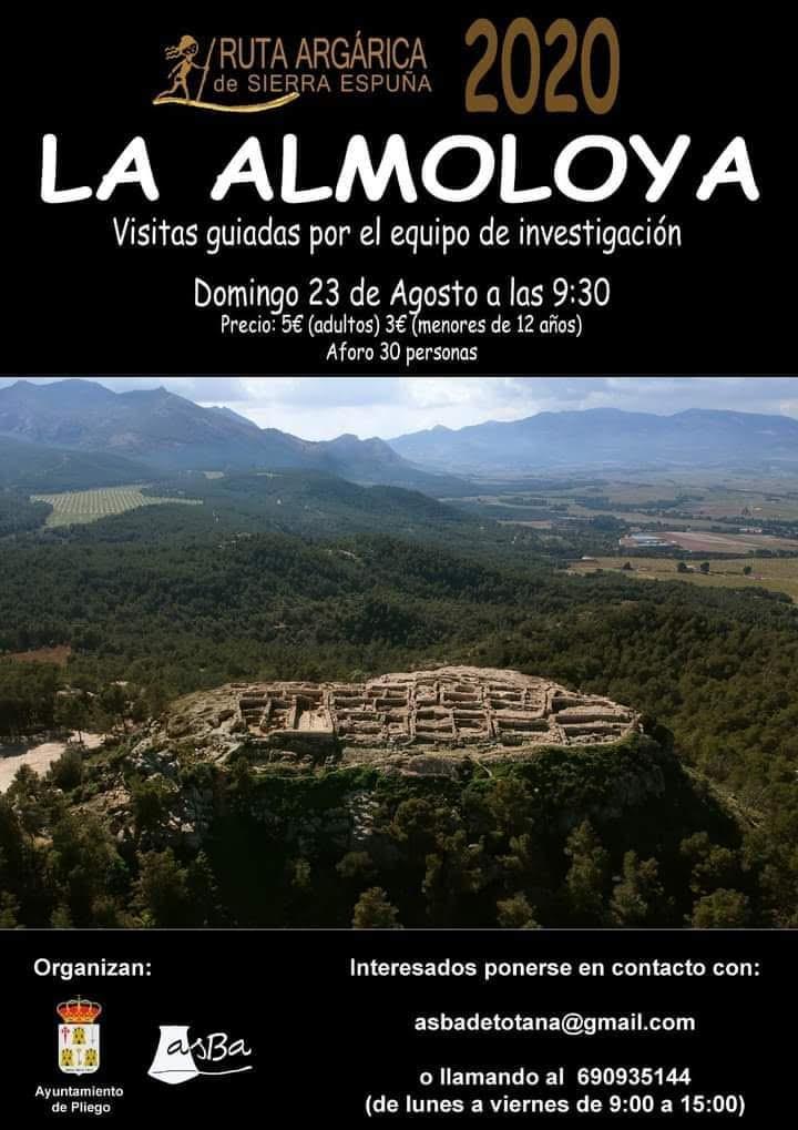 Visita a La Almoloya,con ASBA