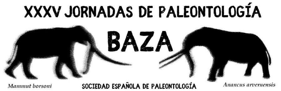 XXXV Jornadas de Paleontología de la SEP
