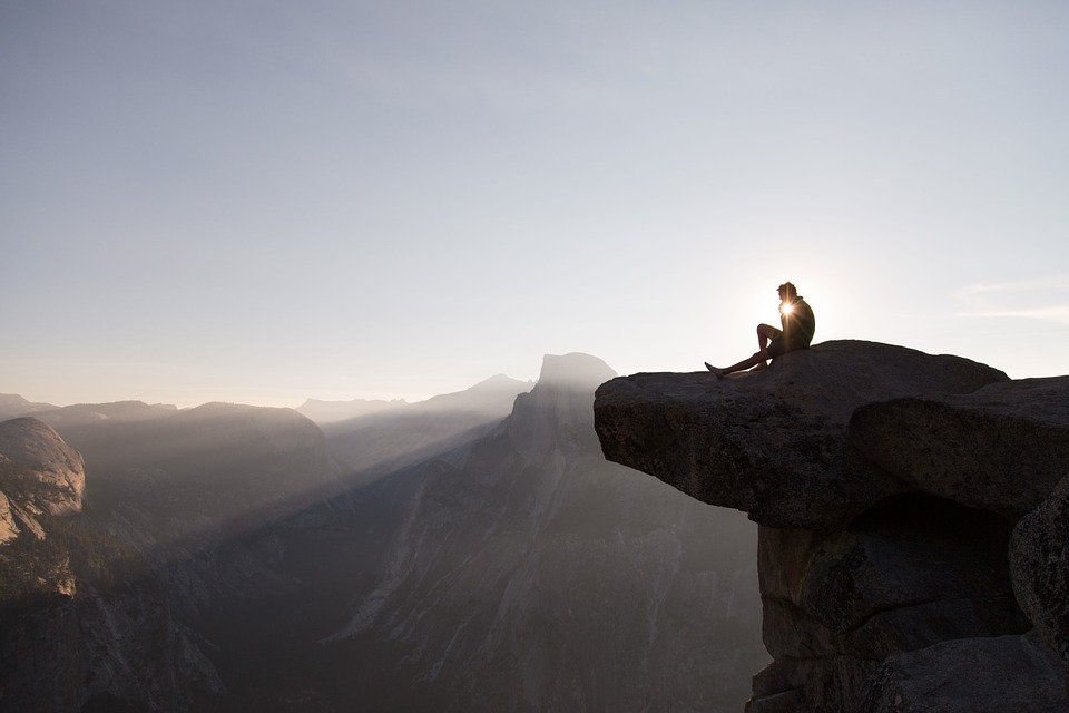 PN Yosemite. Imagen: Pixabay