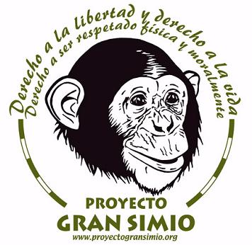 Logo del Proyecto Gran Simio (GAP/PGS-España)