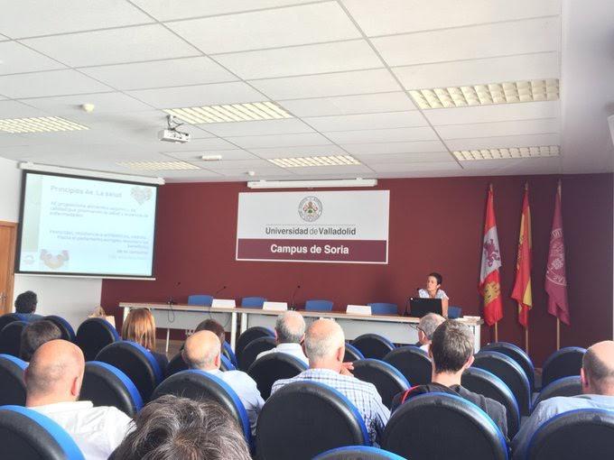 Un momento de la jornada de presentación que tuvo lugar ayer. Imagen: SEAE